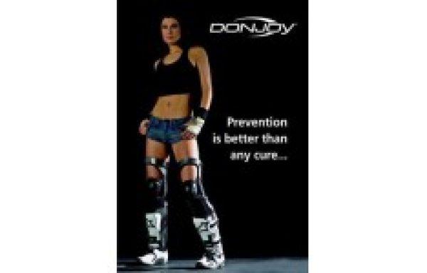 Donjoy - Knee Ligament Bracing