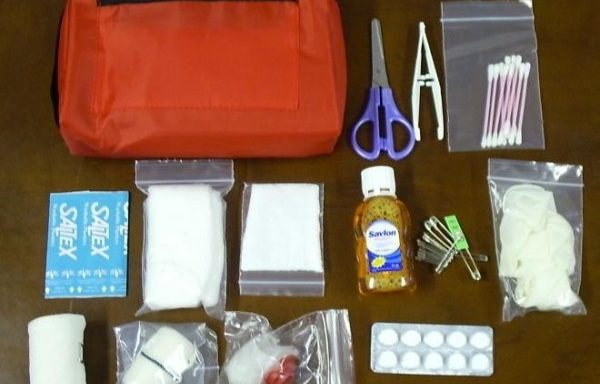 Budget First Aid Kit