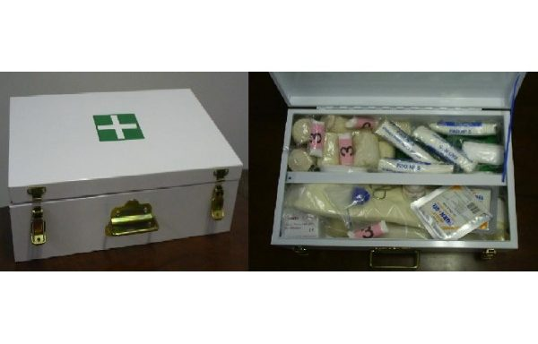 Factory First Aid Kit – Metal Box – Regulation 3