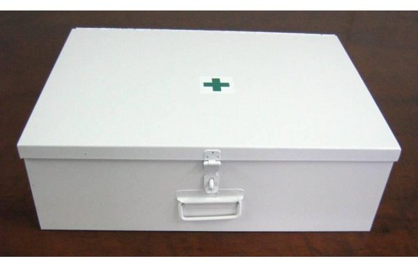 Factory First Aid Kit – Metal Box – Regulation 7