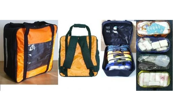 BLS Paramedic Bag (Basic Life Support)