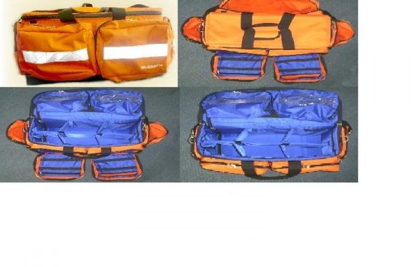 ALS Paramedic Bag (Advanced Life Support)