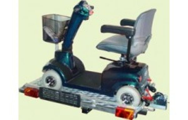 Wheelchair & Scooter Carrier