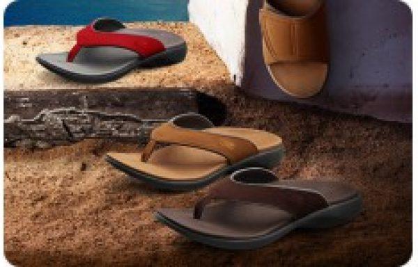 Dr Comfort: Men's Sandals