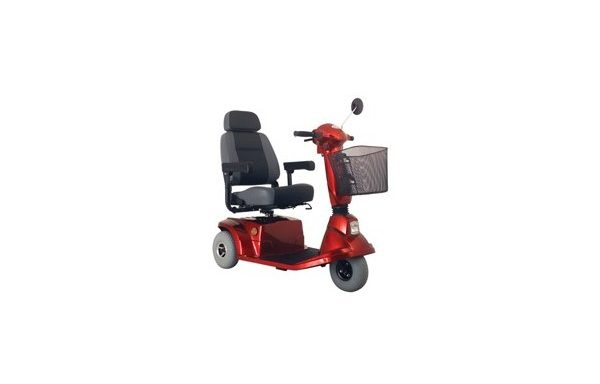 HS 570 Scooter