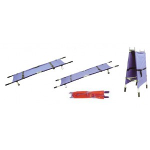 Double Fold Aluminium Stretcher