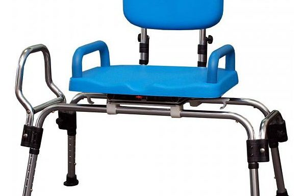 Sliding and Rotating Transfer Bench