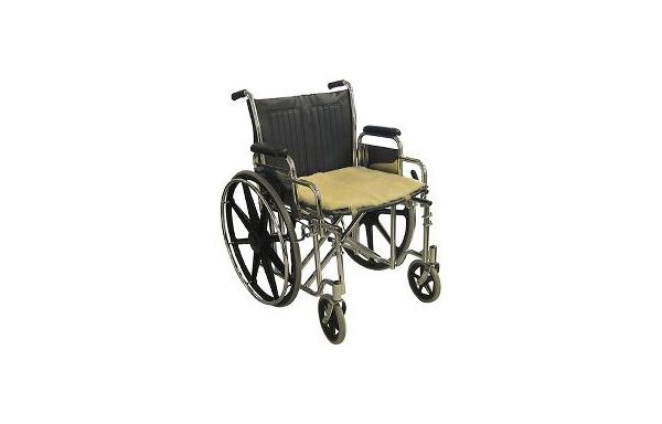 Medical Sheepskin Wheelchair Seat Cushion