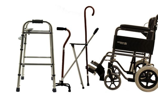 Mobility Products (Scooters and Wheelchairs)